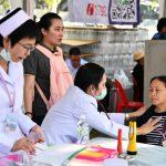 สาธารณสุขนครปฐม จัดเต็มบริการด้านการแพทย์และการสาธารณสุขคริคศาสนิกชน