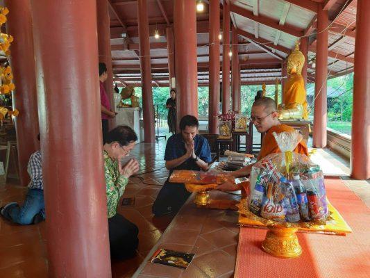 ผู้อำนวยการการท่องเที่ยวแห่งประเทศไทย (ททท.) สำนักงานกรุงเทพมหานคร เดินทางสำรวจเส้นทางการท่องเที่ยวในพื้นที่จังหวัดปทุมธานี