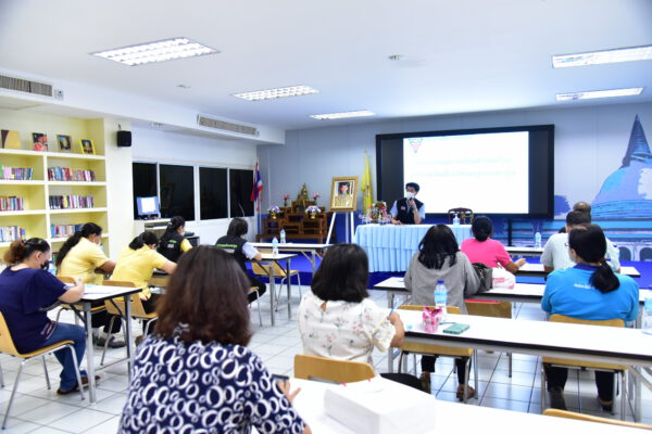 สถานศึกษาในจังหวัดนครปฐม เตรียมความพร้อมมาตรการป้องกันการแพร่ระบาดโควิด-19 ก่อนเปิดการเรียนการสอน วันที่ 1 กรกฎาคมนี้