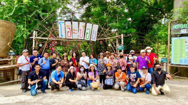 ททท.สำนักงานราชบุรี จัดกิจกรรม คิดถึง..ชุมชนโอ๊ะป่อย ชวนเที่ยวชุมชนจังหวัดราชบุรี ตลาดโอ๊ะป่อย แหล่งท่องเที่ยวชุมชนน้องใหม่ของพื้นที่จังหวัดราชบุรี