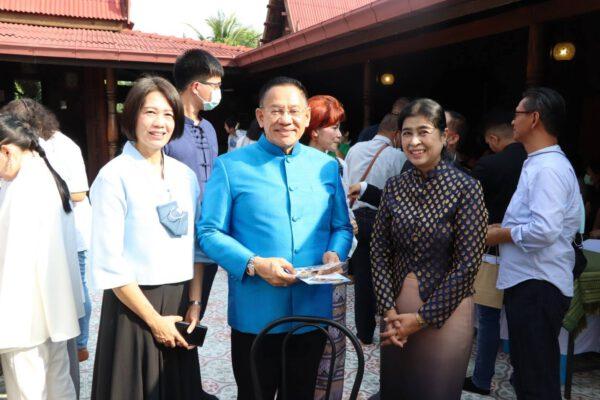 การท่องเที่ยวแห่งประเทศไทย (ททท.) สำนักงานราชบุรี จัดกิจกรรมส่งเสริมการขาย Table Top Sale เพื่อสร้างโอกาสทางธุรกิจให้กับผู้ประกอบการท่องเที่ยวจังหวัดนครปฐมและราชบุรี