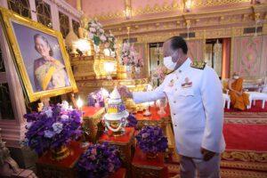 """""""มหาดไทย"""" ทอดผ้าป่าสมทบกองทุนพัฒนาเด็กชนบทฯ น้อมถวายเป็นพระราชกุศล สมเด็จพระกนิษฐาธิราชเจ้า กรมสมเด็จพระเทพรัตนราชสุดาฯ สยามบรมราชกุมารี สนองพระราชปณิธานแห่งศรัทธา พัฒนาคุณภาพชีวิตเด็กในครอบครัวยากจนและด้อยโอกาสในชนบท"""